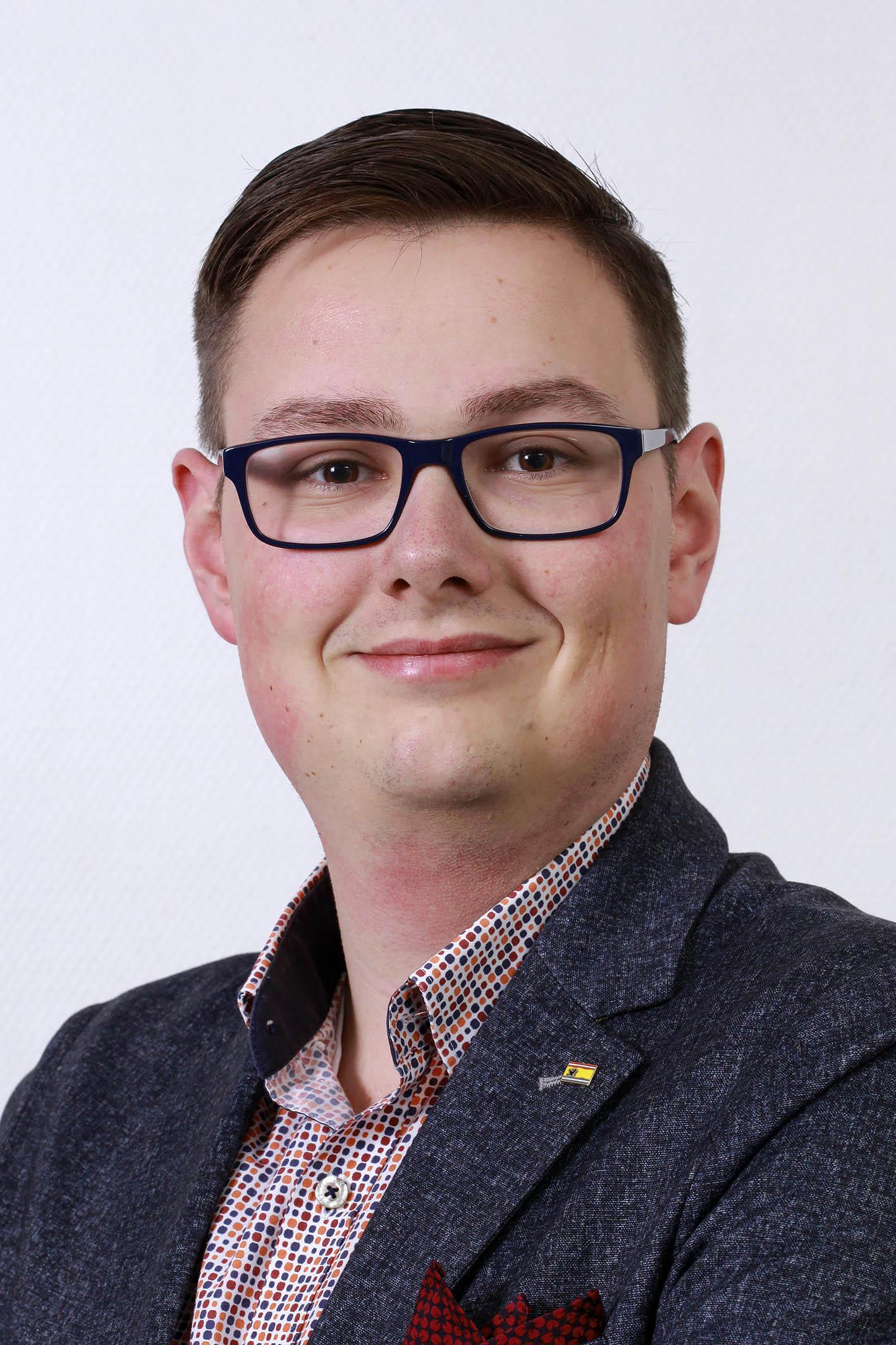 Jeroen de Buck - TOP Gemeentebelangen - Foto